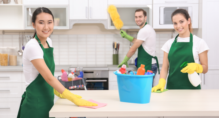 Recurring Residential Cleaning